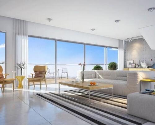 עיצוב דירות יוקרה מרהיב