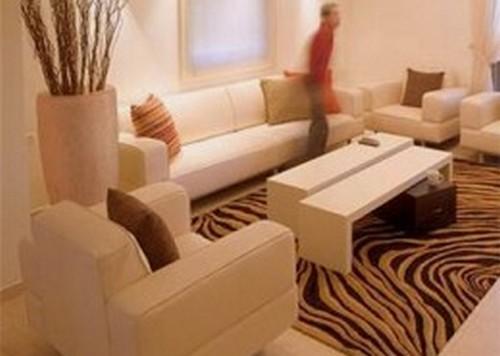 עיצוב מודרני לסלון