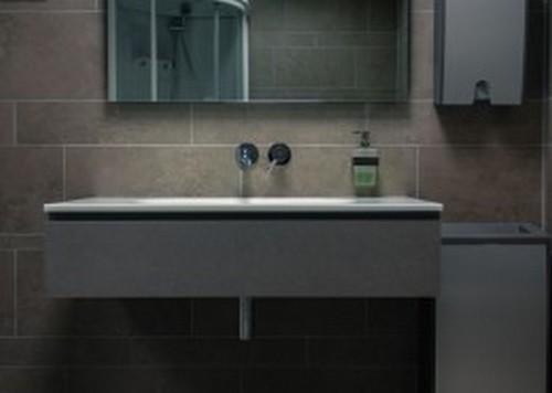 עיצוב פנים לחדר האמבטיה