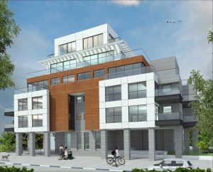 שינויי דיירים בפרויקט ברמת השרון