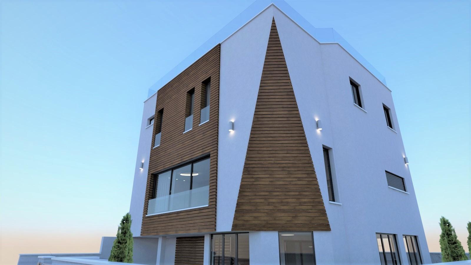 עיצוב בית פרטי בחולון